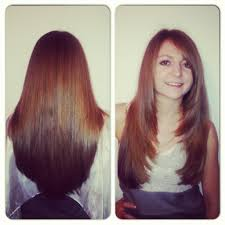 Strait Hair Style haircut for long straight hair back view 17 best ideas about 3740 by wearticles.com