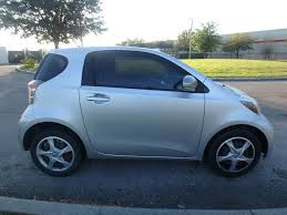 2013 Used Scion iQ 3dr Hatchback for Sale in Orlando, FL - classic ...
