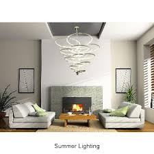 modern hanging lighting. Modern Hanging Lights Pendant Light Fixtures LED 120W Lighting