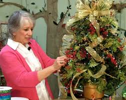 Topper for Table Christmas Tree. It is SO Easy ...