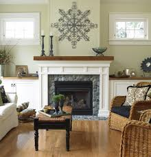 19 river stone fireplaces for nature inspired home style motivation