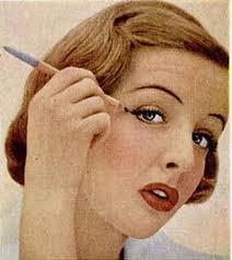 1950s eye makeup glamour tips eyeliner