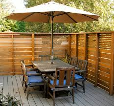 Patio Privacy Fence Splendid Inexpensive Privacy Fence Ideas Decorating Ideas Gallery