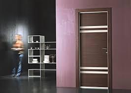 view in gallery wood and metal modern door