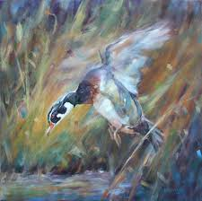 Peggy Watkins | Wildlife art, Art, Painter