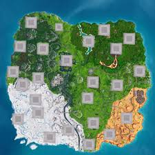 New Fortnite Map Leak found in game ...