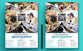 Agency Photography Flyer Corporate Identity Template