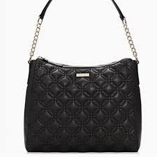 31% off kate spade Handbags - Kate Spade Astor Court Aurelia black ... & Kate Spade Astor Court Aurelia black quilted purse Adamdwight.com