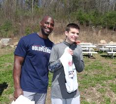 Duron Harmon from Patriots a Gentleman   Games for kids with Autism