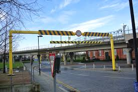 Height Restriction Barriers Design Heavy Duty Fixed Height Barrier
