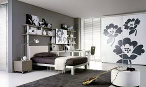 Small Picture Grey Teenage Bedroom Zampco
