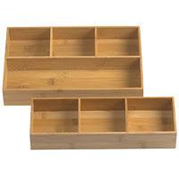 makeup organizer wood. bamboo drawer organizer trays makeup wood e