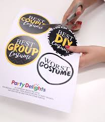 Best Halloween Costume Award How To Do A Halloween Costume Competition Party Delights Blog