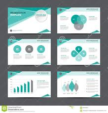 presentation template designs business presentation template design stock vector illustration of