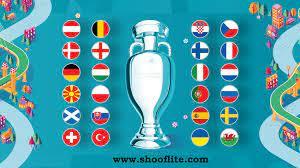 الفرق المشاركة في كاس امم اوروبا