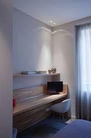 apartment interior design study room built in study furniture