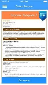 Resume Builder App Gorgeous Free Resume App Inspirational Free Resume Builder App Professional
