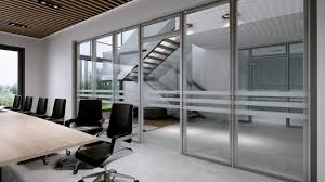 system construction taw110d double glass wall