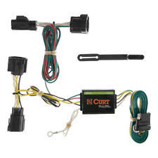 jeep commander towing hauling curt wiring 55414 for 2006 2010 jeep commander fits jeep commander