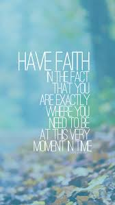 Have Faith Quotes Stunning Have Faith Quote