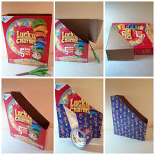 Magazine Holder From Cereal Box 100 New Uses for Old Classroom Materials in the New Year Scholastic 48