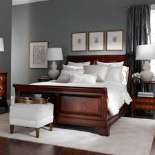 Paint For Bedrooms With Dark Furniture Move Over Beige Gray Is The New Neutral We Are Using It