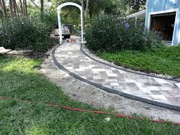 garden pavers for bed edging tips. Walkway Pavers Design Ideas Decor Tips Fresh To Flagstone Paver Walkwaygarden Border Stones Lowes Edging Garden For Bed G