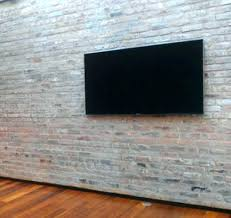 hang tv on brick wall hang on brick wall 7 best images on fireplace ideas mounting hang tv on brick wall mounting brick fireplace