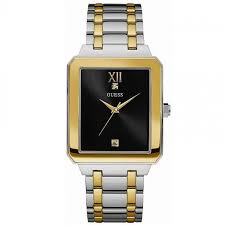 w0917g3 guess men s highrise watch guess watches nz guess christies jewellery guess watches w0917g3 stockist the gents guess w0917g3 watch has a square black