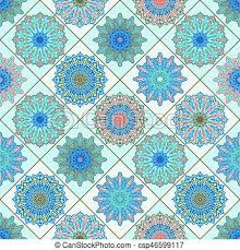 Morrocan Pattern Interesting Vector Seamless Moroccan Pattern Vector Moroccan Seamless Pattern