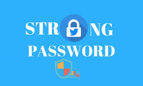 Image result for Choose strong passwords and several