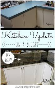 15 Great Design Ideas for Your Kitchen. Painting Kitchen CountertopsPainted  ...