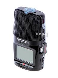 Купить <b>Цифровой диктофон Zoom</b> H2n по низкой цене в Москве ...