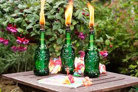 5 lucky tiki torches backyard lighting ideas