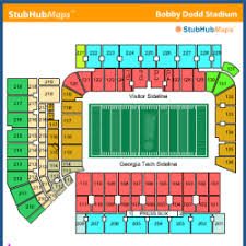 Georgia Tech Bobby Dodd Stadium Events And Concerts In