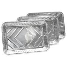 Одноразовая посуда из фольги — купить на Яндекс.Маркете