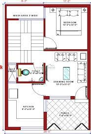 20x30 house plan 20 by 30