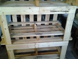 House Made From Pallets Rabbit House Made From Pallets In Croatia O Pallet Ideas O 1001