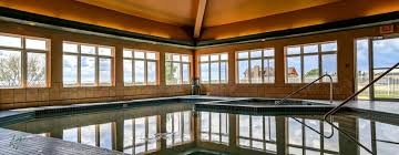 indoor pool and hot tub with a slide. Year-Round Indoor Pool And Hot Tub With A Slide U