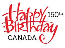 Image result for happy birthday canada 150