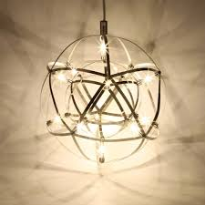 lighting delightful orb chandelier 0 surprising