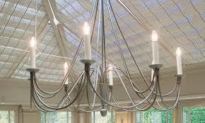 ruben chandelier eight lights