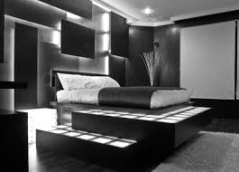 modern bedroom design ideas black and white. Plain Ideas Mens Bedroom Design Home Ideas Best Interior Contemporary Idolza From Modern  Monochrome Bedroom Source Throughout Black And White M