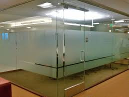 frosted glass office door. Superb Office Decoration Similar To Frosted Film Decor: Full Size Glass Door