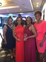 State Rep. Sonya Harper, state Sen. Toi Hutchinson, state Rep. Carol  Ammons, and state Rep. Camille Lilly (left to right). | Illinois House  Democratic Caucus