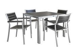 Cafe Furniture Outdoor Cafe Table Restuarant Outdoor ChairsAluminium Outdoor Furniture