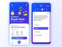 Quiz Design Quiz Super Quiz By Shubham Verma On Dribbble