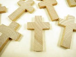 10 Wood Crosses - 2 3/4 inch - Wood Cross - Cross Pendant - Holiday Cross -  Christmas Cross - Unfinished Wooden Crosses for DIY from WooWeeble on Etsy  ...