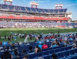 Tennessee Titans Stadium Virtual Seating Chart Nissan Stadium Section 137 Seat Views Seatgeek