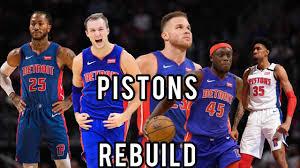 A.M. Hoops Detroit Pistons Rebuild ...